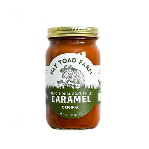 Fat Toad Farm Original Goat's Milk Caramel Sauce