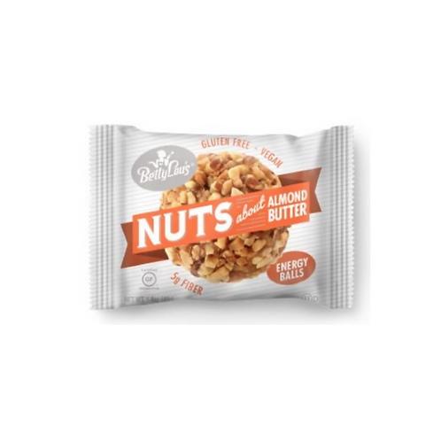 Betty Lou's Vegan Almond Butter Energy Balls