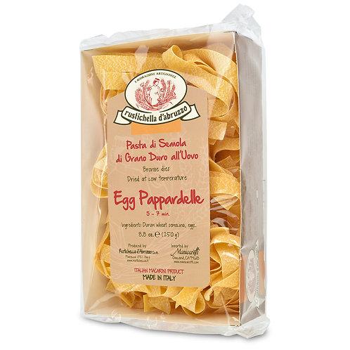 Rustichella Egg Pappardelle Pasta