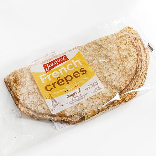 French Crepes By Jacquet - Plain