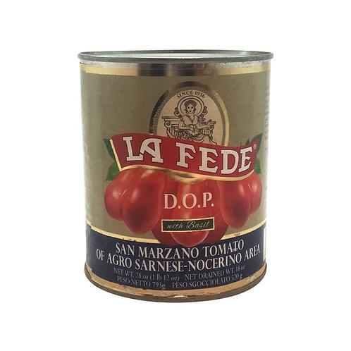 La Fede D.O.P. San Marzano Tomatoes 28 oz