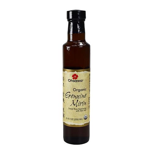 Ohsawa Organic Genuine Mirin 8.45 oz