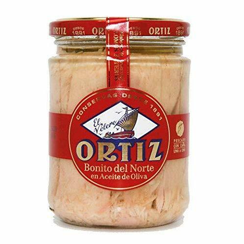 Ortiz Bonito del Norte in Olive Oil 7.76 oz