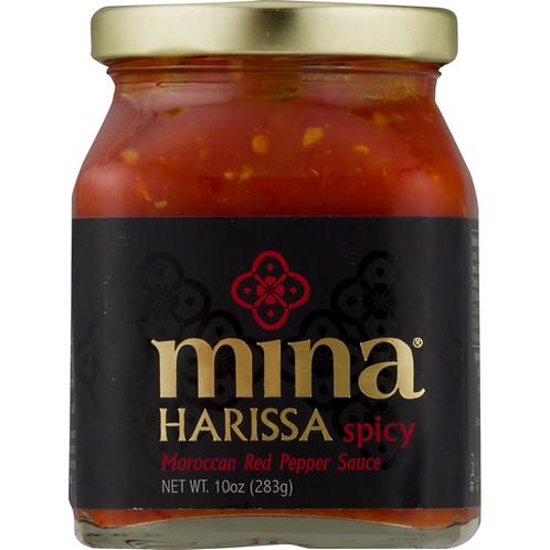 Mina Harissa Harissa Sauce Moroccan Red Pepper Spicy
