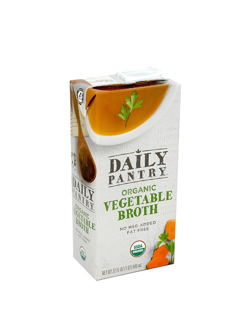 Vegetable Broth - Organic