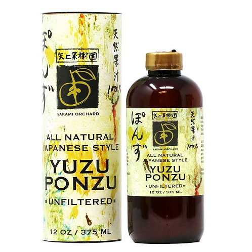 Yuzu Ponzu 12 oz