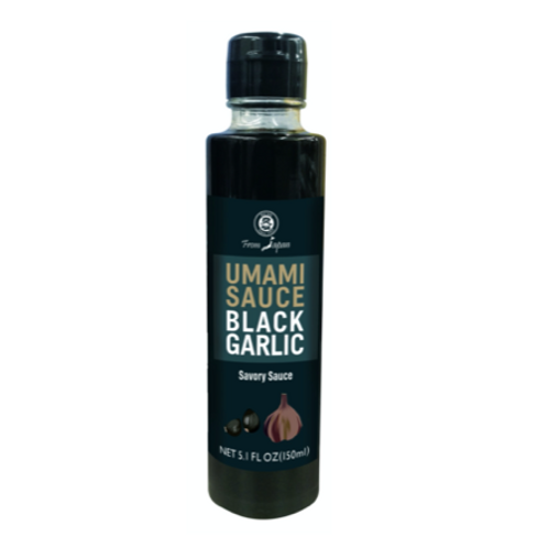 Umami Sauce Black Garlic