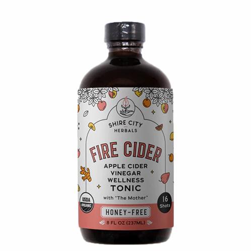 Fire Cider Unsweetened Organic 8 oz
