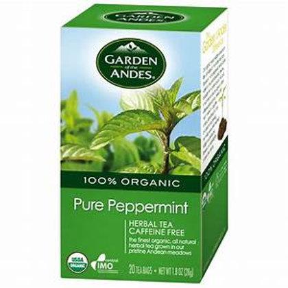 Organic Peppermint Tea Bags