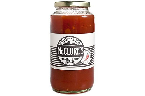 McClure's Bloody Mary Mix 32 oz