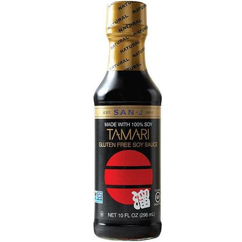 San-J Tamari Gluten Free - 10 fl oz