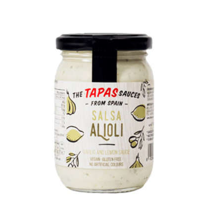 The Tapas Sauces Salsa Sevillana