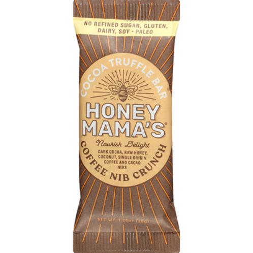 Honey Mama's Coffee Nib Cocoa Truffle Bar