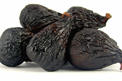 Dried Black Mission Figs