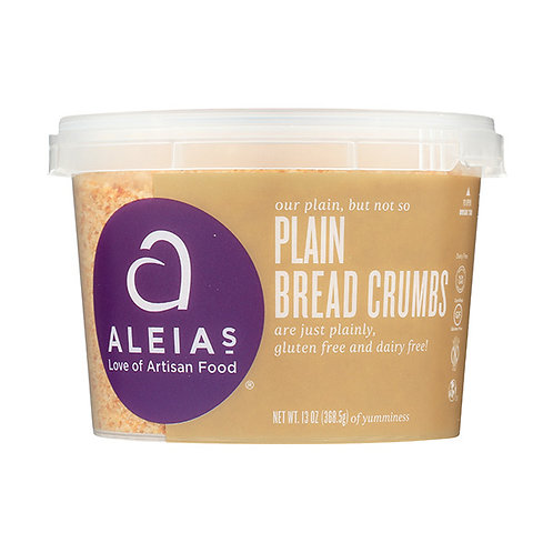 Aleia's Plain Gluten Free Bread Crumbs - 12oz