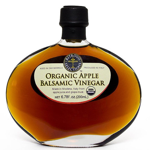 Organic Apple Balsamic Vinegar