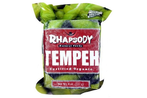 Tempeh Plain (Organic) - 8 Oz