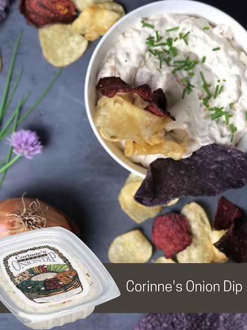 Corinne's Onion Dip