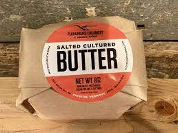 Ploughgate Creamery - Salted Cultured Butter - 8oz
