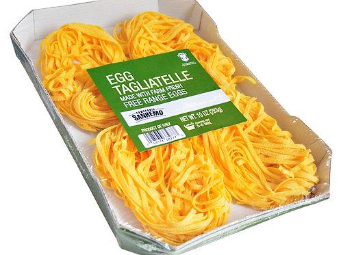Sanremo Egg Pasta, Tagliatelle - 10 Ounces