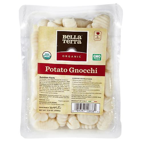 Bella Terra - Gnocchi Potato Organic - 17.6 oz