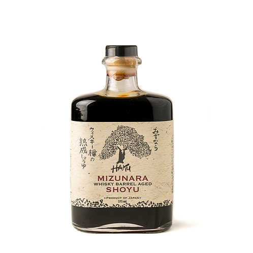 Mizunara Japanese Whisky Barrel Aged Shoyu