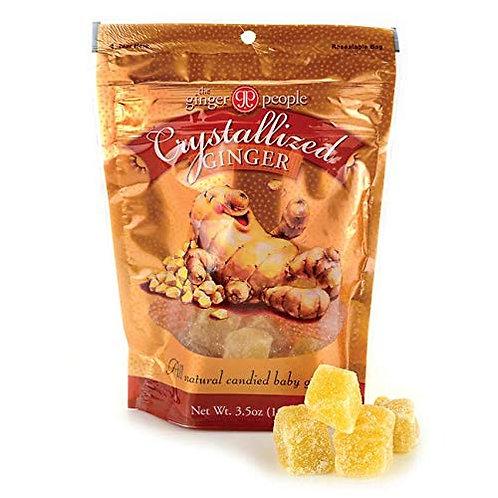 Ginger People - Ginger Crystallized Organic