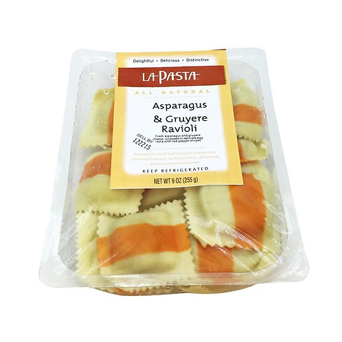 La  Pasta Asparagus & Gruyere Ravioli