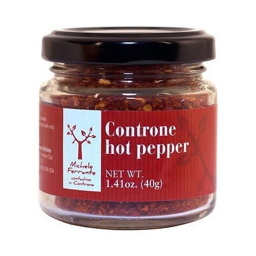 Michele Ferrante Hot Controne Pepper Hand-Ground
