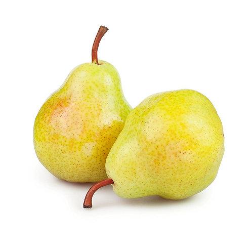 Extra fancy Bartlett Pears, Organic - 1lb