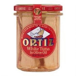 Ortiz - White Tuna in Olive Oil