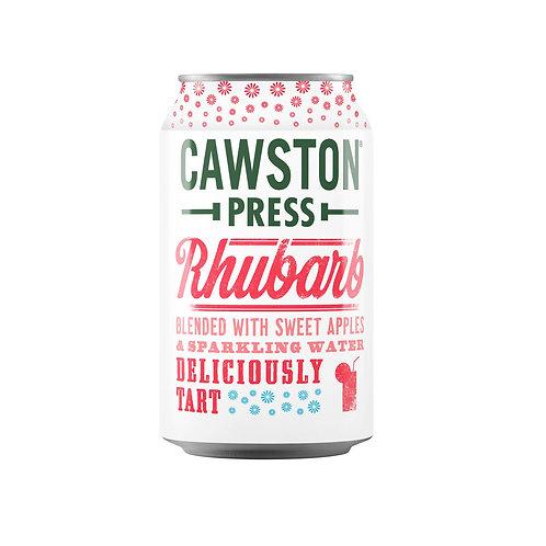 Cawston Press Sparkling Rhubarb & Apple Juice