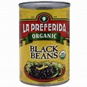 La Preferida Organic Black Beans