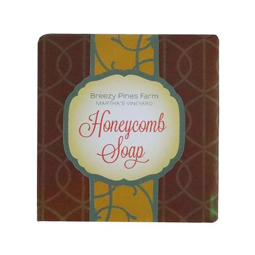 Honeycomb Soap - Cherry Almond