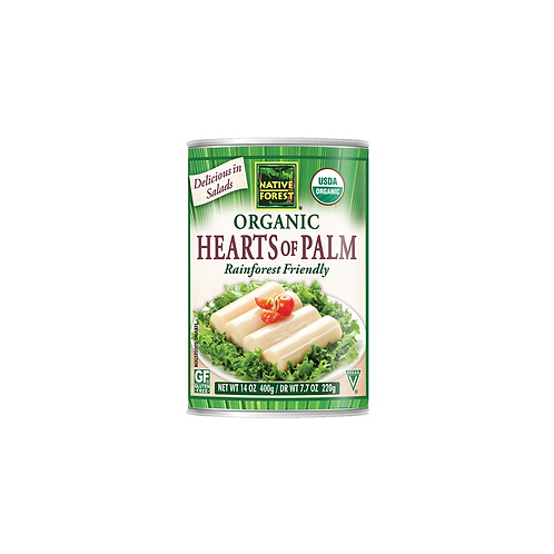 Native Forest Organic Hearts Of Palm -- 14 oz