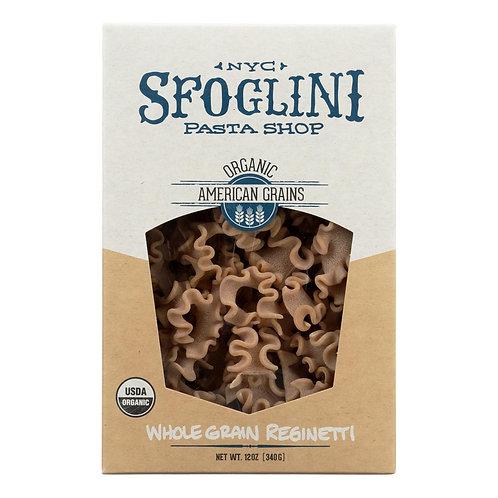 Sfoglini - Whole Grain Blend Reginetti  - 12 OZ