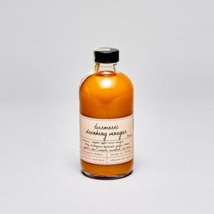 Turmeric and Lemongrass Drinking Vinegar