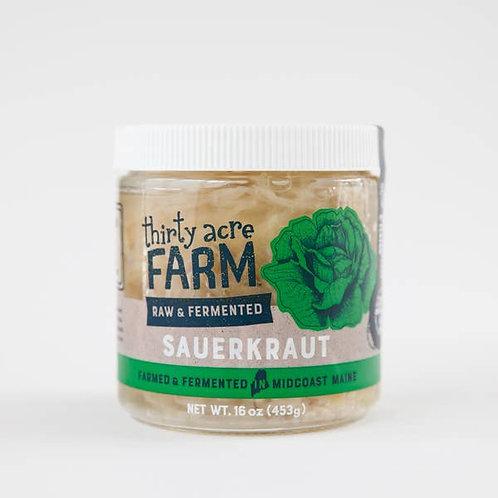 Organic Sauerkraut - 15 OZ