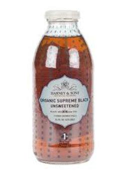 Supreme Black Tea, Unsweetened - 12 oz