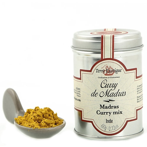Terre Exotique Curry (Madras)