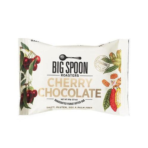 Big Spoon Cherry Chocolate Peanut Butter Bar