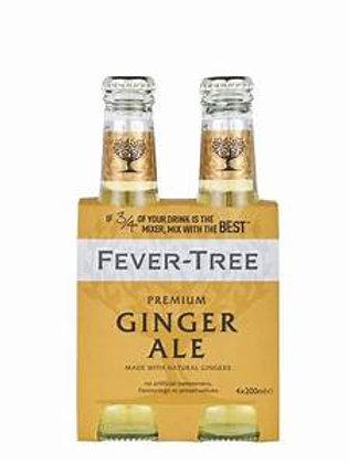 Fever-Tree Ginger Ale - 4 pack