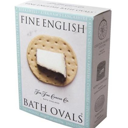 Fine English Bath Oval Biscuit