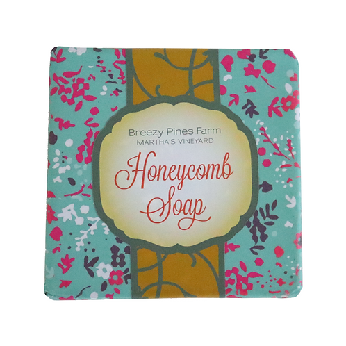 Honeycomb Soap - Honey Suckle