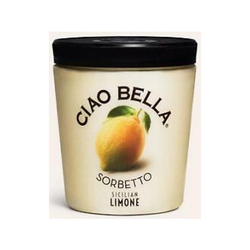 Ciao Bella, Sicillian Limone Sorbetto, Pint