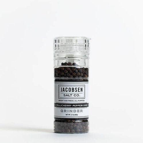 Tellicherry Peppercorns Loaded Grinder