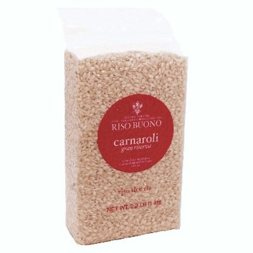 "Carnaroli Rice ""La Riserva"" Aged One Year - 1kg"