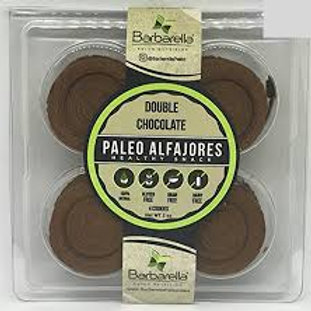 Double Chocolate Alfajores Cookie, Paleo - 4 Pack