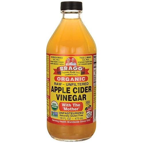 Organic Apple Cider Vinegar - 16 oz