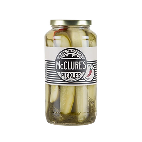 McClure's Pickles Spicy Spears